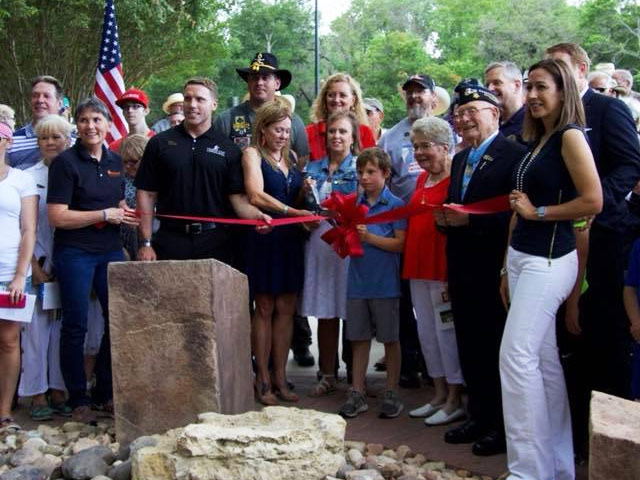 Legacy Projects: Veteran's Memorial at Soldier Springs Park