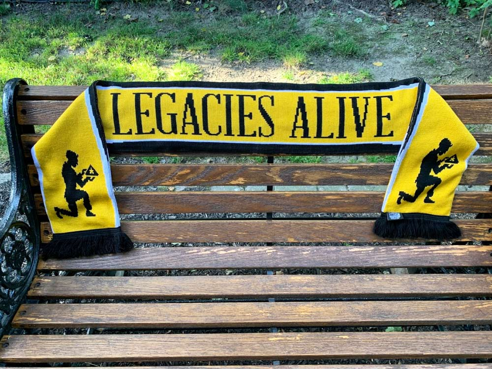 Legacies Alive apparel - Scarf