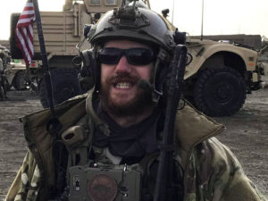 USAF Staff Sergeant Dylan Elchin