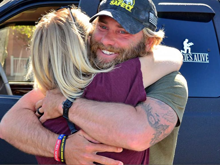 2014 Legacy Challenge: Mikes' Hiking for Heroes