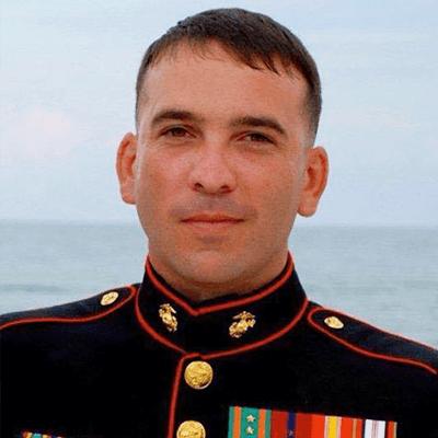 Jason Aaron Rogers, Staff Sergeant, USMC