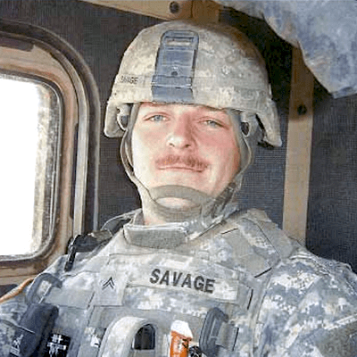 John Savage – Sergeant, U.S. Army