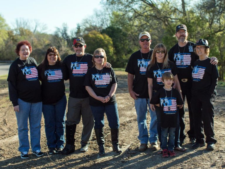 Parker County Gold Star families