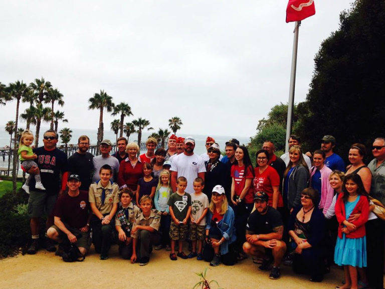 2014 Legacy Challenge: Mike's Hiking for Heroes
