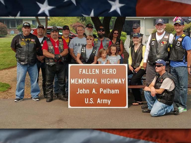 Legacy Project: John A. Pelham Fallen Hero Memorial Highway