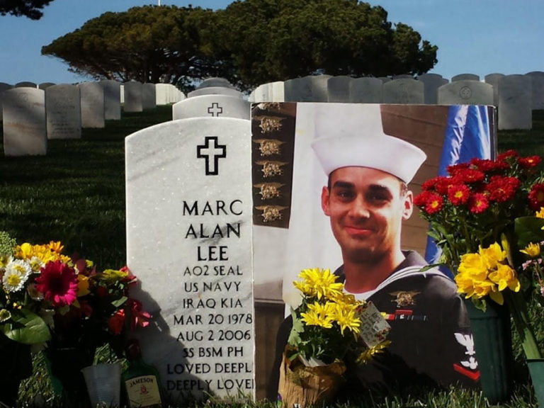 Navy SEAL Marc Allen Lee